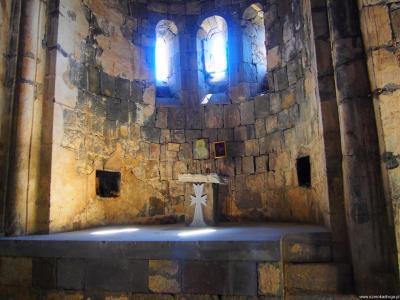 Vorotanwank monastyry w Armenii