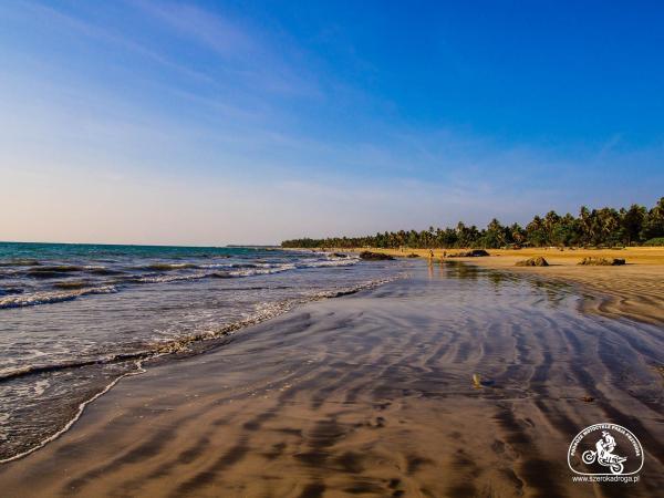 plaże w Birmie Ngwe Saung