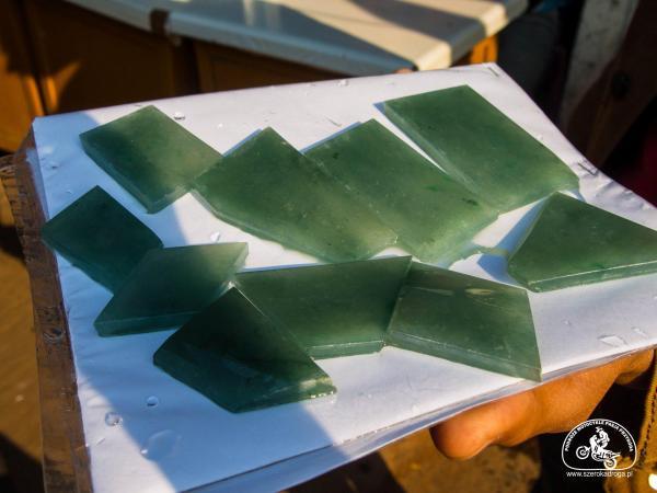 ciekawe miejsca w Mandalay - targ jadeitu