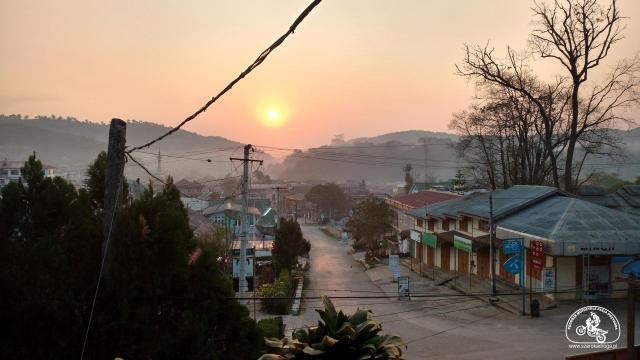 Kalaw, Myanmar, miasta w Birmie