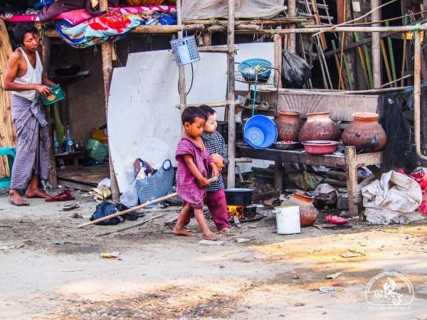 Mandalay. Myanmar