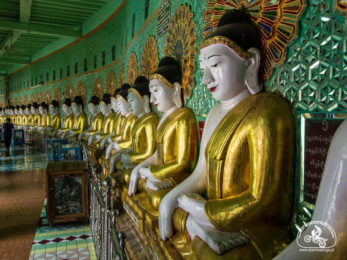 Dzielnice i okolice Mandalay
