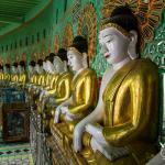 Sagaing - okolice Mandalay - Myanmar