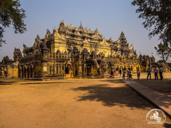 okolice Mandalay, Birma