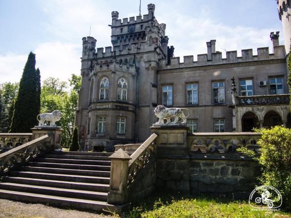 Mało znane pałace