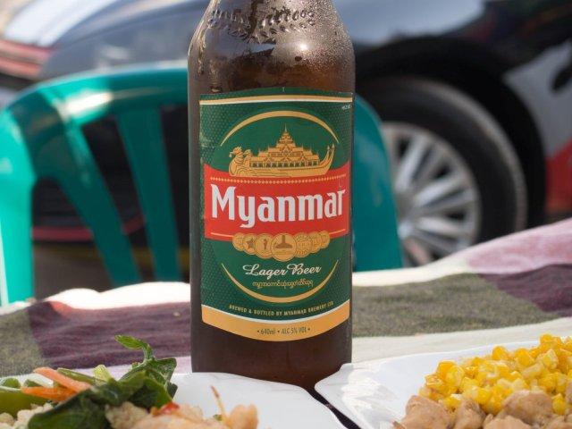 piwo w Birmie, co pić w Mjanmie