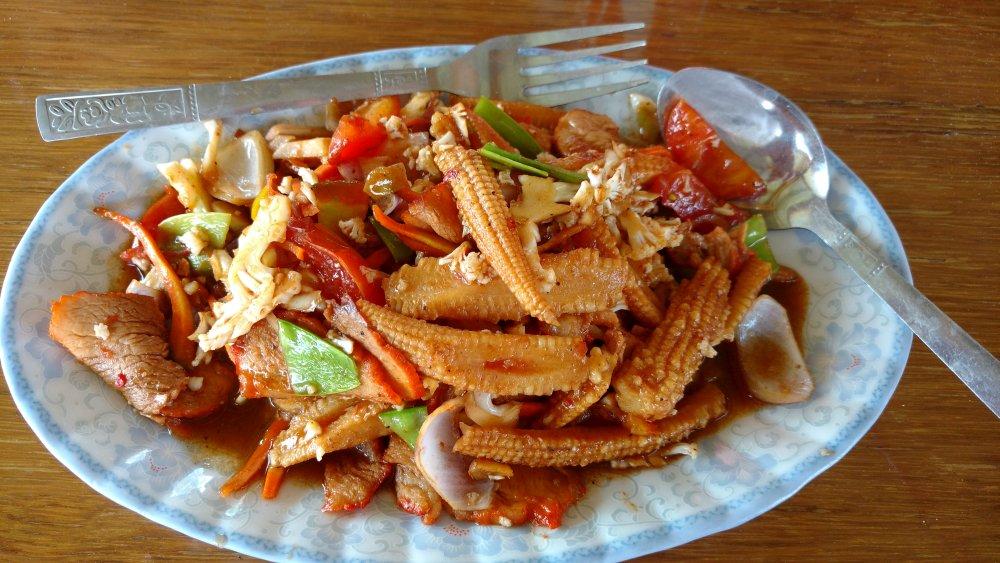 azjatycki obiad