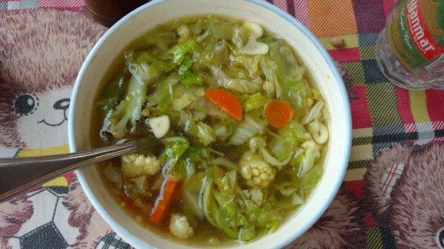 azjatyckie jedzenie, zupa azjatycka