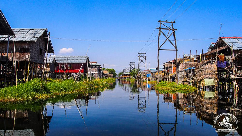 Jezioro Inle - najbardziej skomercjalizowana atrakcja Birmy?