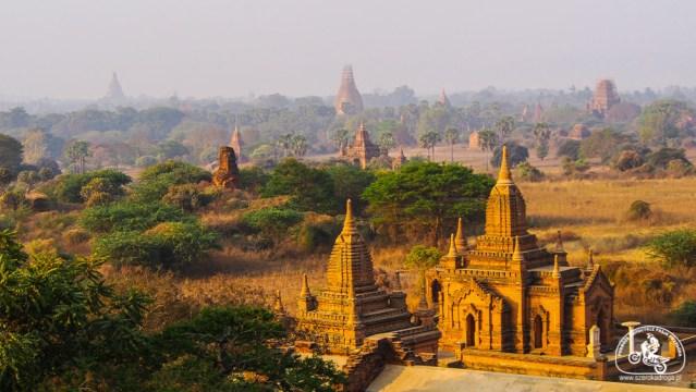 Spełnione marzenie podróżnika, czyli zwiedzanie Bagan