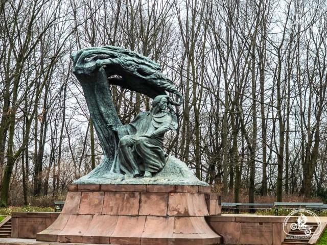 Pomnik Fryderyka Chopina, Jeden dzień w Warszawie,