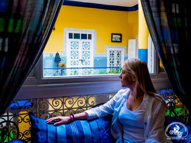 nocleg w Marrakeszu