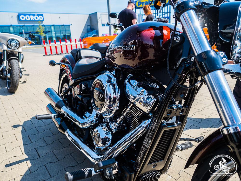 jazda próbna Harley-Davidson