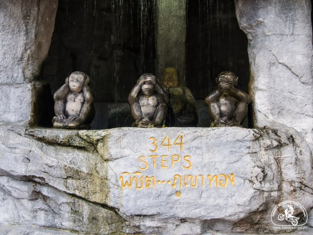 golden mount bangkok, ciekawe miejsca w bangkoku