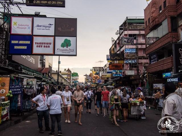 co robić w Bangkoku?