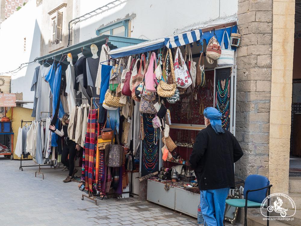 co przywieźć z Maroka