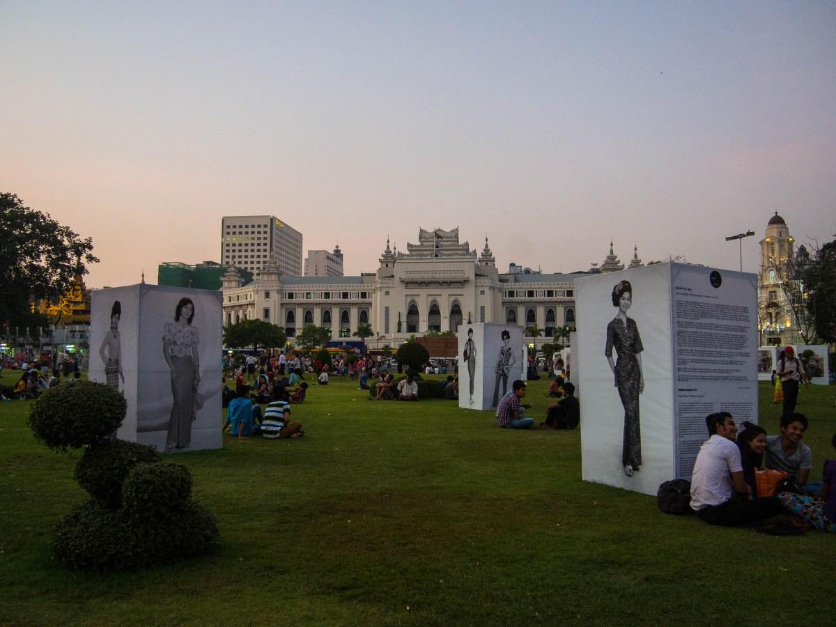 zwiedzanie Birmy, co zobaczyć w Rangun?