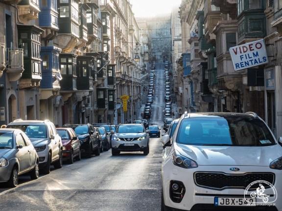 Valletta zwiedzanie, stolica Malty
