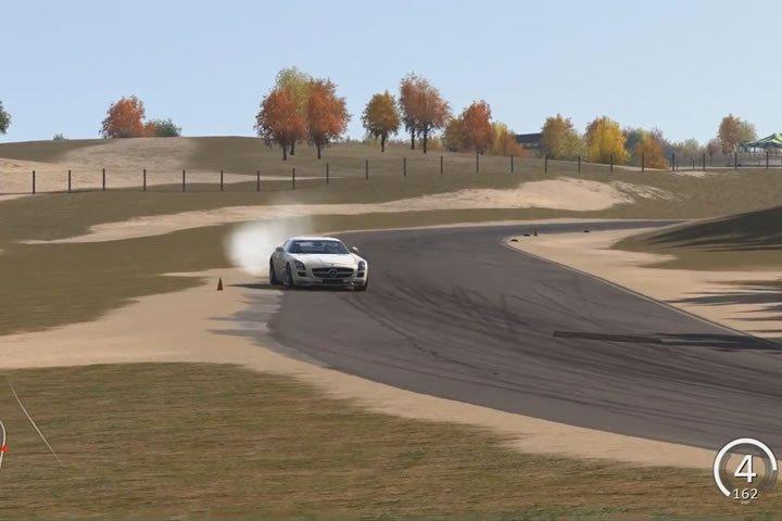 Assetto Corsa - Bridgehampton - Mercedes SLS AMG