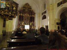 Szent- Anna Székesegyház belülről