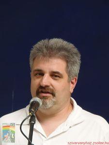 Beszterczey András az MRE Szeretszolgálati Iroda vezetője