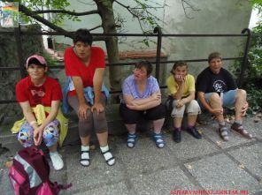 Soproni pihenő
