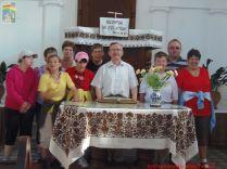 A Soproni Református Templomban