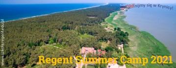 ☀ Regent Summer Camp 2021 🏖