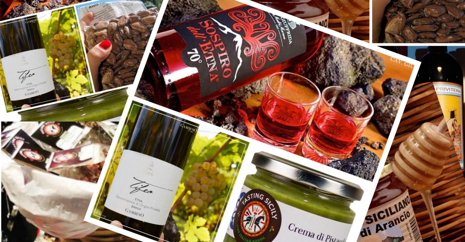 Sycylijskie produkty – co warto przywieźć z Sycylii.