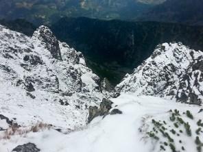 Górskie kontrasty