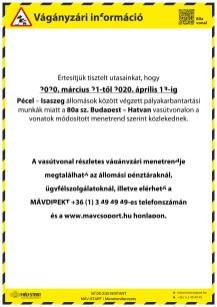 Hirdetmény_80a_Pécel - Isaszeg_0321-0413-1