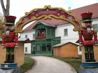 karácsonyház