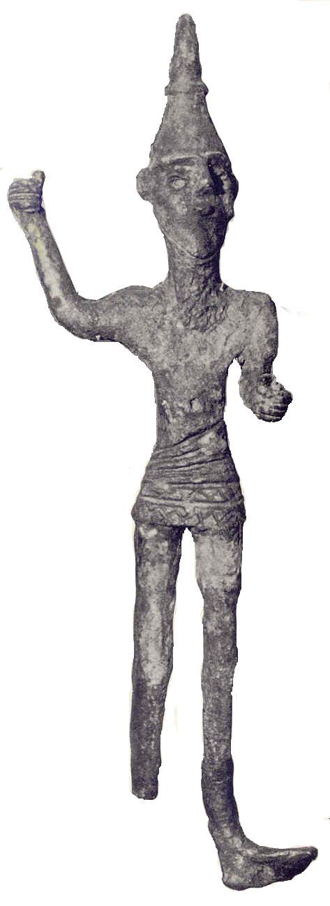 Baál csaknem olyan népszerű volt Illés idejében, mint maga Jahve, mintegy a nép figyelmét elvonva az igaz Isten prófétájának kijelentéseiről. Más néven Hadádként is ismert volt. Mindkét nevet felhasználták az egyes települések megjelölésére, úgymint például Baál-Peór. A pogány istenség itt látható bronzfigurája eredetileg fémborítással készült.