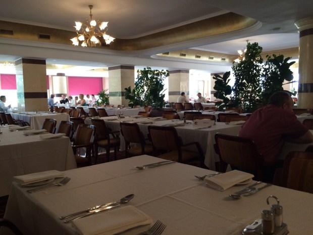 Azegyik étterem