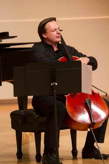 From recital at Azusa Pacific University