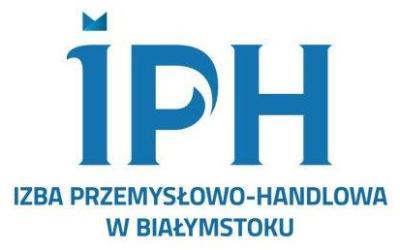 Dziękujemy za maseczki – Izba Przemysłowo-Handlowa w Białymstoku