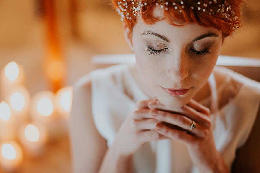 ozdoba do włosów na ślub