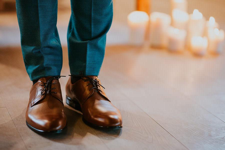 buty ślubne pan młody