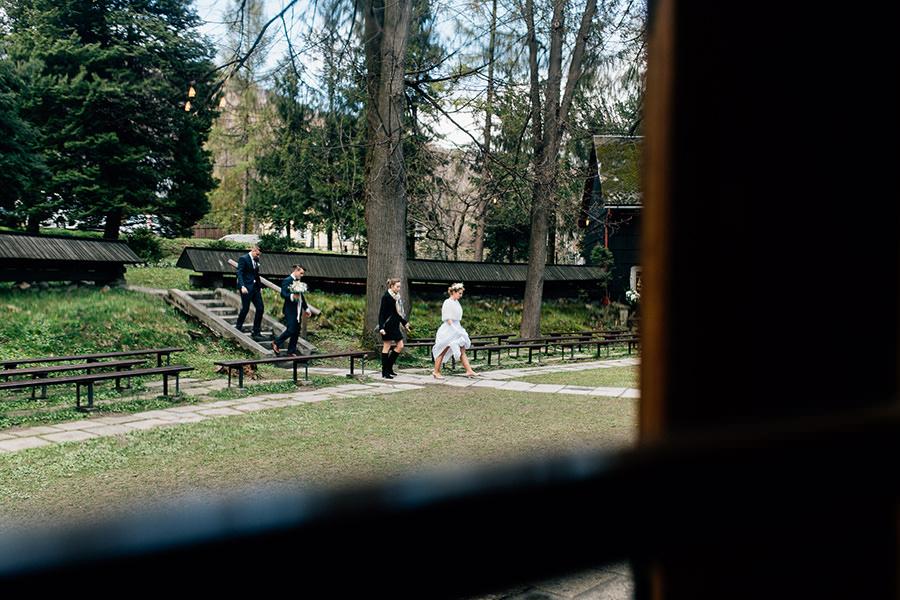 ślub w szczyrku hotel alpin