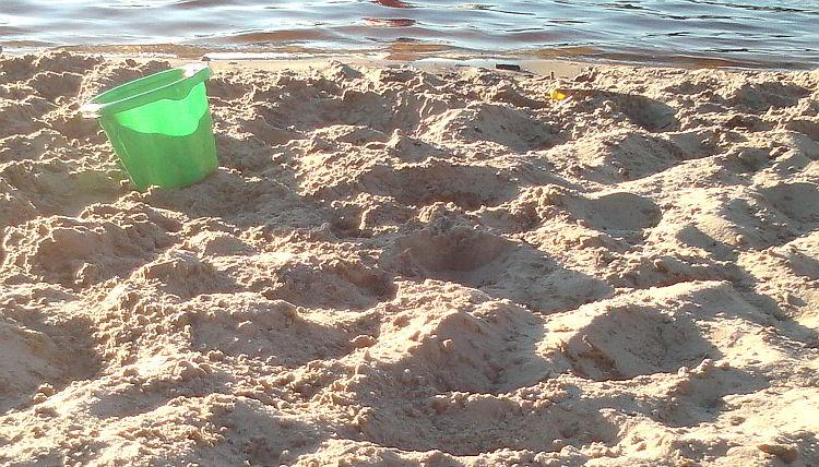 Piasek i plaża