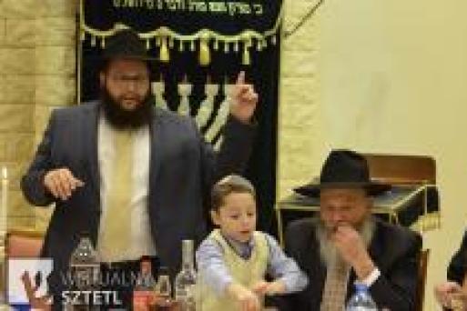 Rabin Szalom Ber Stambler i Zalman Stambler