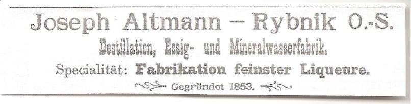 Altman reklama