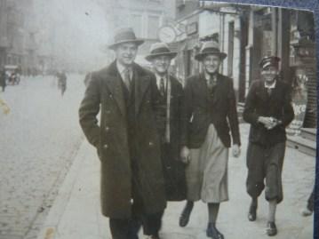Nieznany dziadek Pawel w Toruniu przed wojna