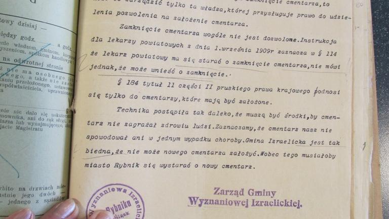 zazalenie gminy na pismo Bialego (2)