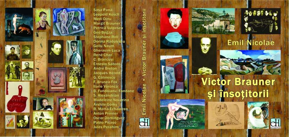 The Network of Artists around Victor Brauner