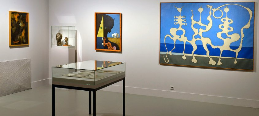 Rearranging Surreality: Dada and Surrealism in Budapest (3/4)