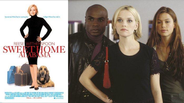 Sweet home merupakan serial yang akan memiliki alur maju dan mundur. Film Sweet Home Alabama 2002 Tribunnewswiki Com Mobile