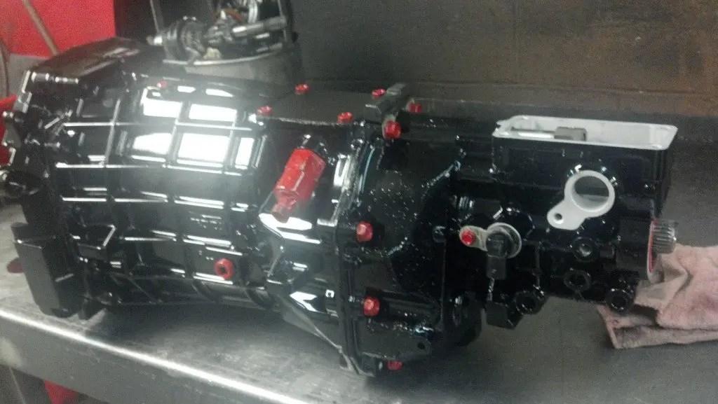 T-56 Black for LS1 Camaro engine