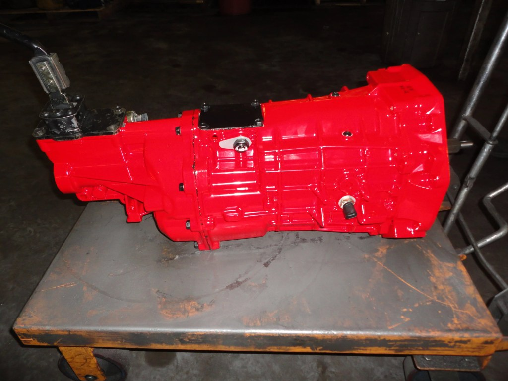 T-56 for LT1 Camaro engine