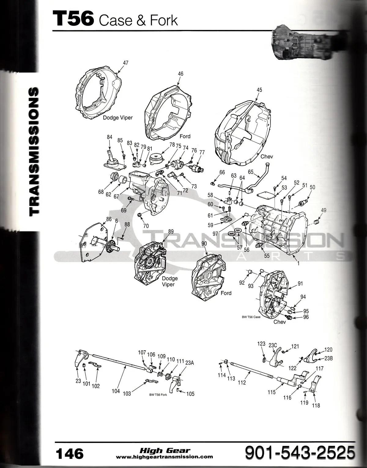 T56 Parts Diagram | Wiring Diagram